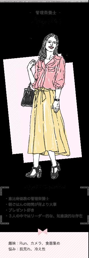 -管理栄養士- Ayaka